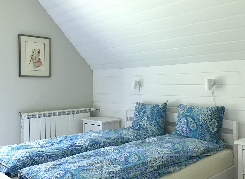 saun magamistuba voodi